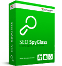 seo spyglass monitor competitor links