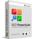SEO Powersuite tools from link assistant. Apps to help with rank tracker, website auditor, spyglass, link assistant , buzzbundle